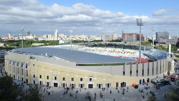 Куйвашев: реконструкция арены к ЧМ-2018 начнётся весной