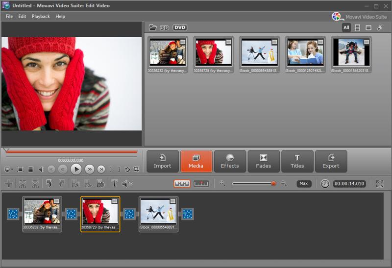 Простой видеософт для домашнего пользования