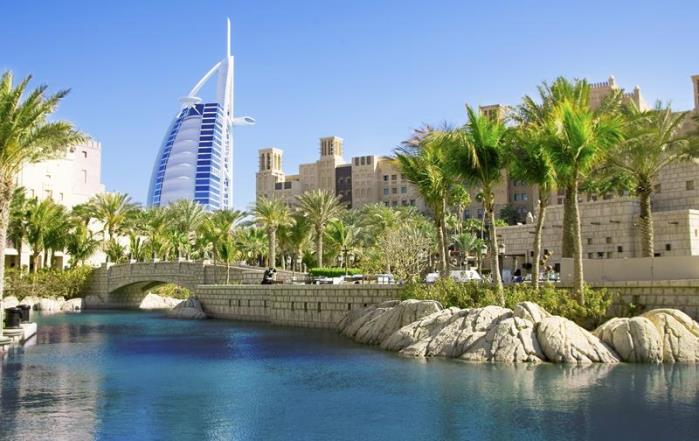 Отдых с комфортом в отелях ОАЭ!