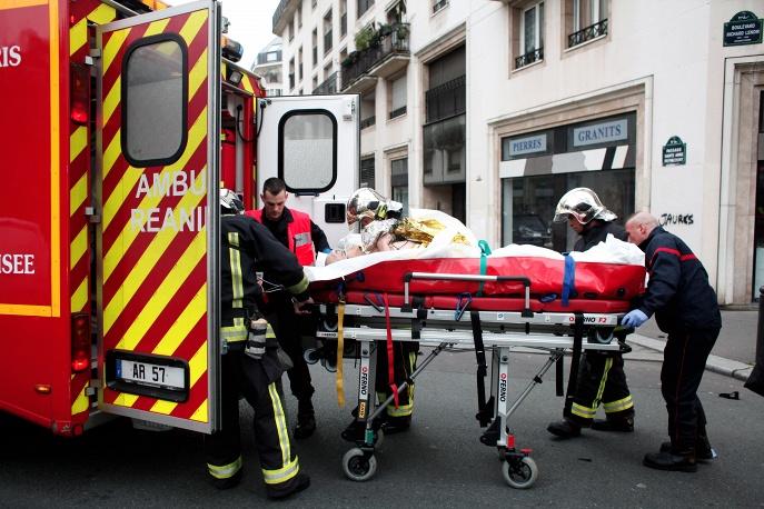МИД РФ: теракт в Париже подтверждает необходимость сотрудничества в борьбе с терроризмом