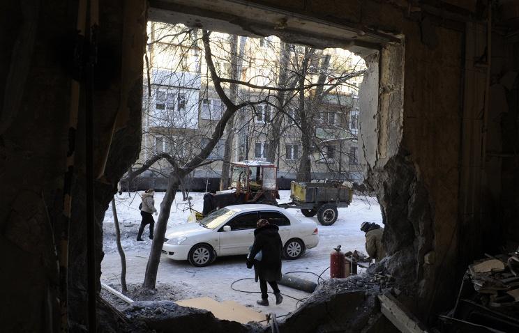 Постпред РФ при ОБСЕ: Киев ведет дело к решению конфликта на востоке Украины силовым путем