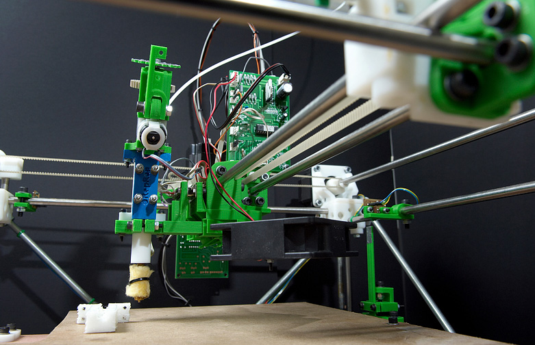 Почему именно 3D принтер?