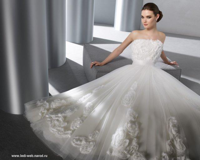 Предложения свадебных салонов уникальны и богаты