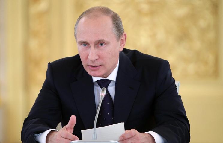 Путин: нет никаких иных способов решения конфликта на Украине, кроме мирных переговоров