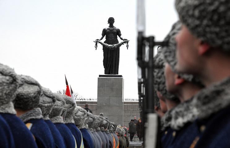 В городах России почтили память защитников Ленинграда в 71-ю годовщину снятия блокады