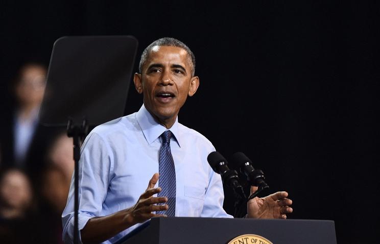 """Обама не считает, что военный конфликт между США и Россией стал бы """"мудрым решением"""""""