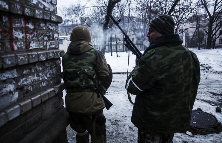 Вооружённый конфликт на Украине