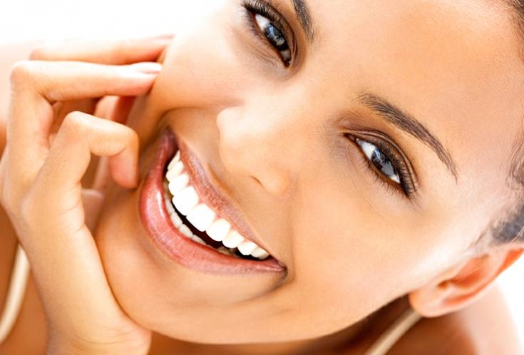Как действует система, позволяющая отбелить зубы?