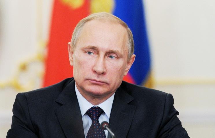 """Путин предлагает создать детский центр на базе гостиничного комплекса """"Азимут"""" в Сочи"""