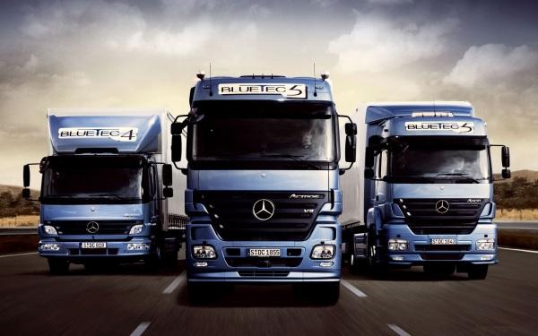 для грузовых иномарок