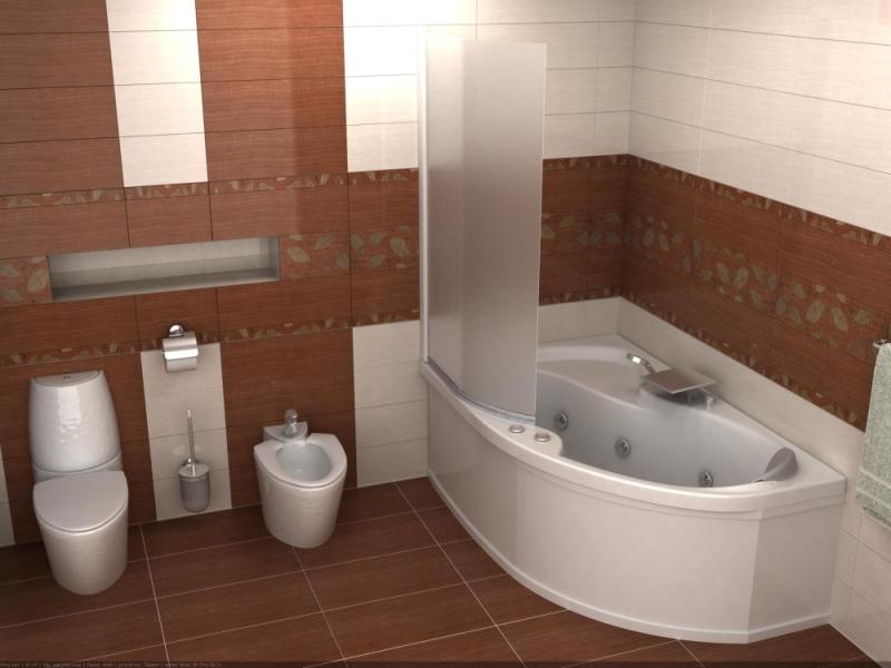 Хоть любителей не стандартных ванн не так уж и много, но они все же есть