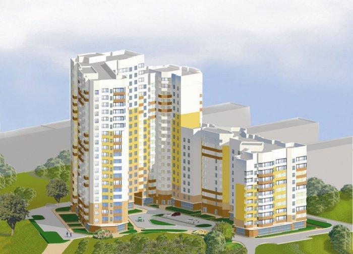Чистые и уютные квартирки в экологическом районе уже ждут своих покупателей