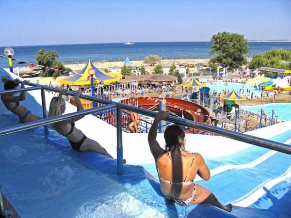 Анапа станет лучшим курортом на Черного моря в 2015 году