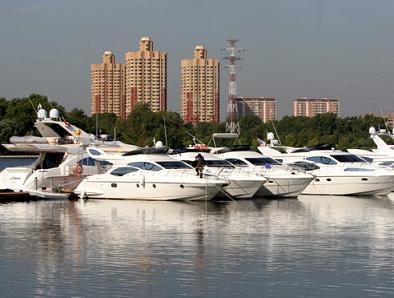 На кого рассчитана аренда яхт в Москве?