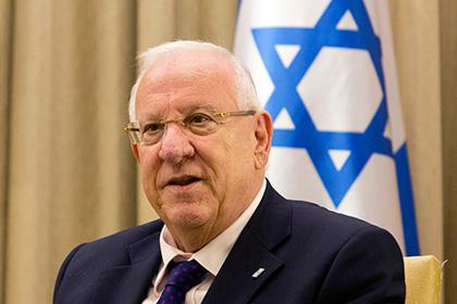 Президент Израиля отказался от Московского Парада Победы