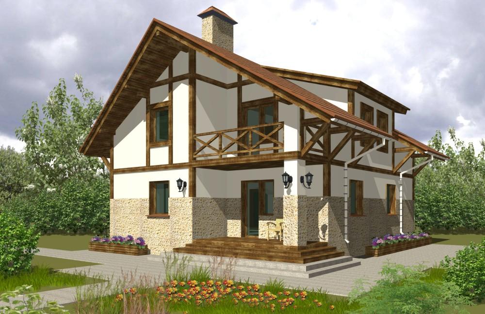 Классификация материалов для домов