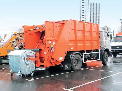 Вывоз строительного и бытового мусора в Санкт-Петербурге