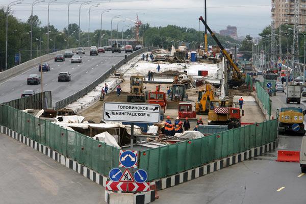 Организация дорожного проекта