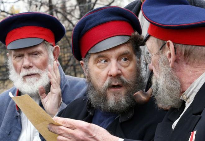 Завершены съемки российского сериала «Тихий Дон»