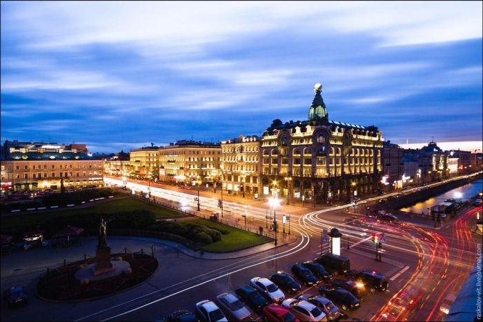 Гостиничный чек с подтверждением в Санкт-Петербурге