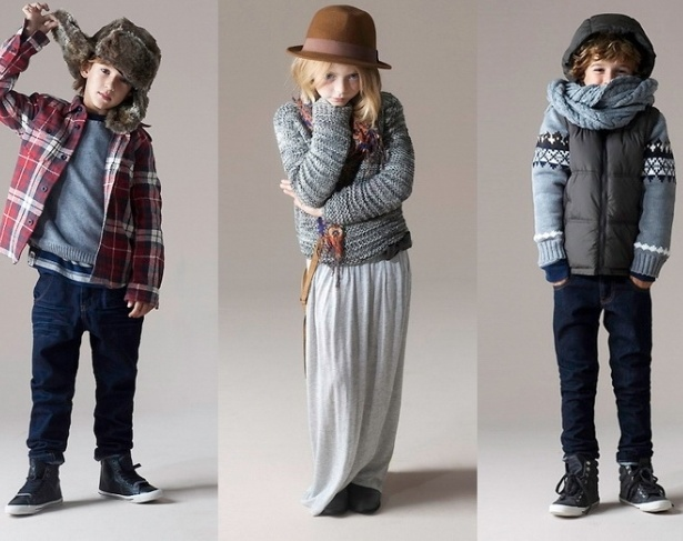стильной детской одежды