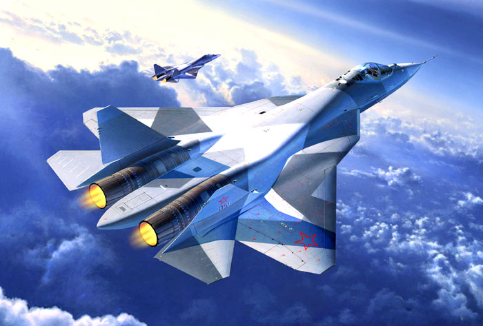Истребители Т-50 не полетят на парад Победы
