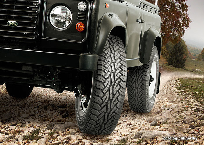 Continental шины