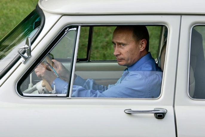 Доходы Путина за 2014 год увеличились