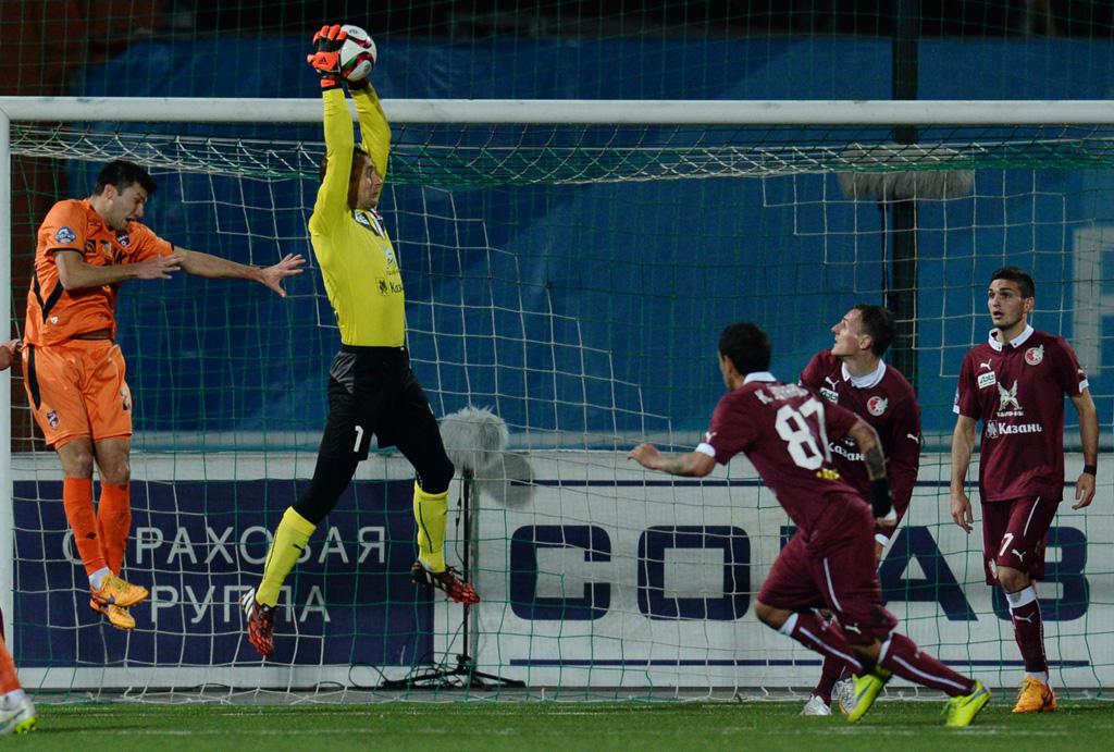 Во время матча «Рубина» с «Уралом» скончался 17-летний парень