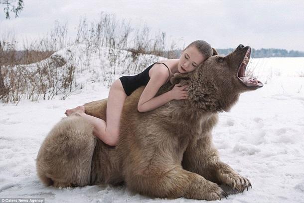 Две российские модели