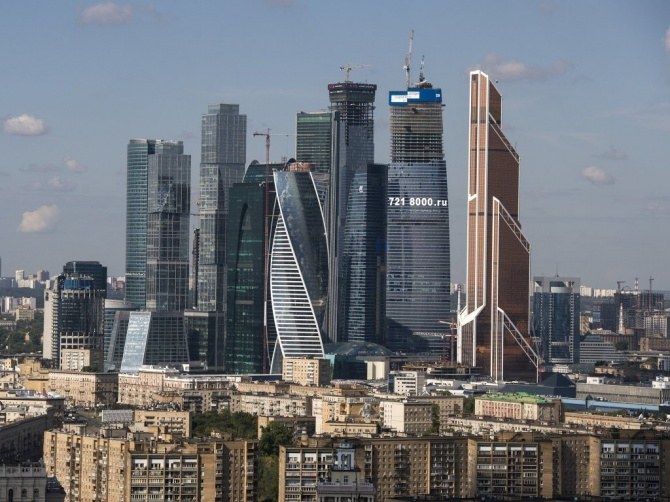 Аренда офиса в застройке «Москва-Сити»