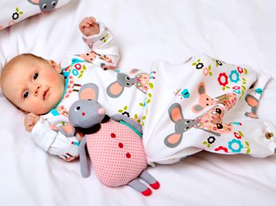 одежды для новорожденных