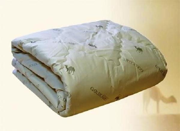 Верблюжьи и пуховые одеяла