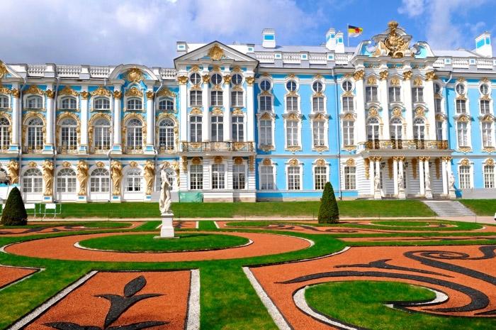 Альтернативные туристические места Санкт-Петербурга