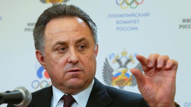 Министр спорта