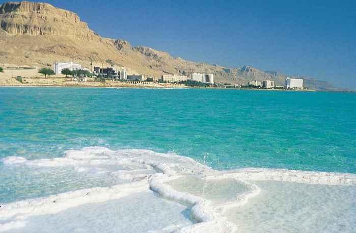 Мертвое море – красота, здоровье и масса удовольствия