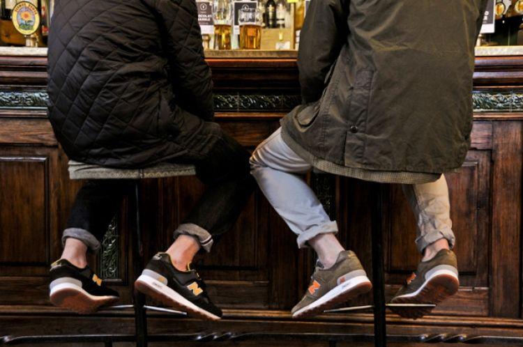 Кроссовки New Balance: обувь высокого качества