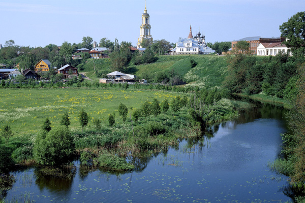 Россияне выбирают внутренний туризм