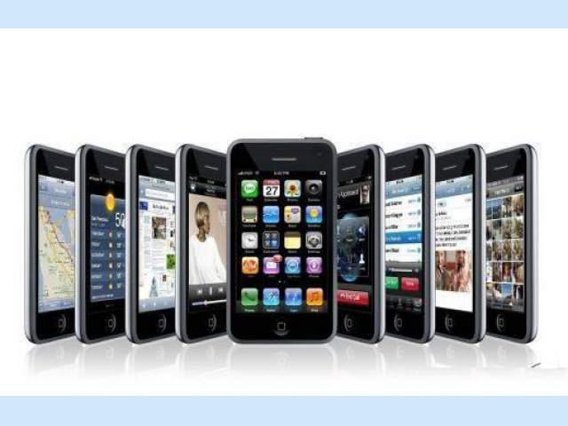Когда хочется новый мобильник