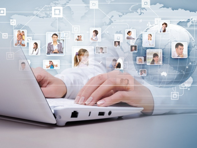 Продвижение бизнеса в социальных сетях
