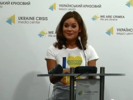 Мария Гайдар выступает за возврат Крыма в состав Украины называя аннексию незаконной и аморальной