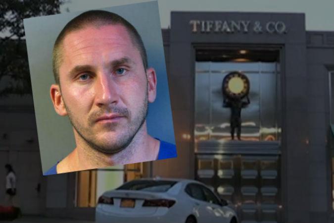 Приехавшие в Америку подработать жители Ярославля ограбили ювелирный магазин «Tiffany»