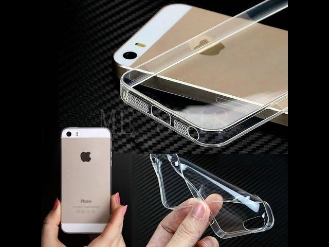 Прозрачные чехлы для  iPhone 6 plus