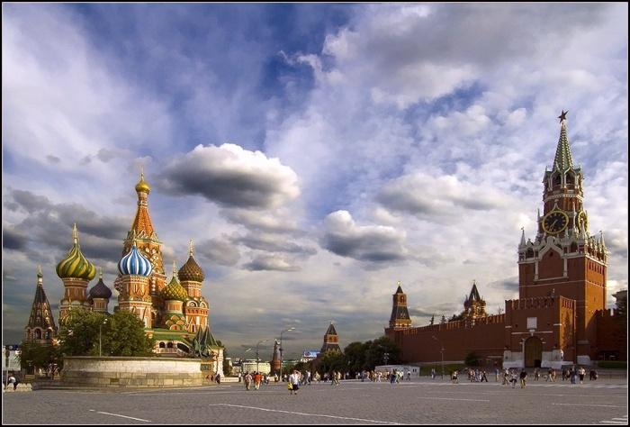 Москва с разных сторон