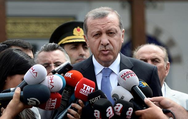 Президент Турции: мы никогда не признаем Крым российским