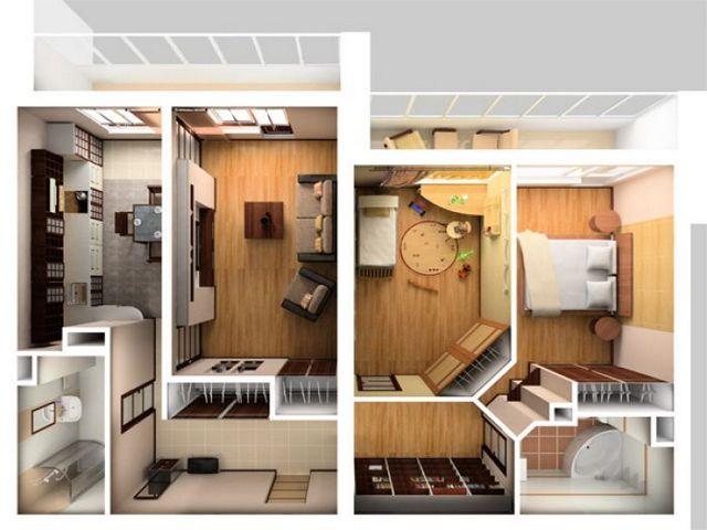 Перепланировка купленной квартиры