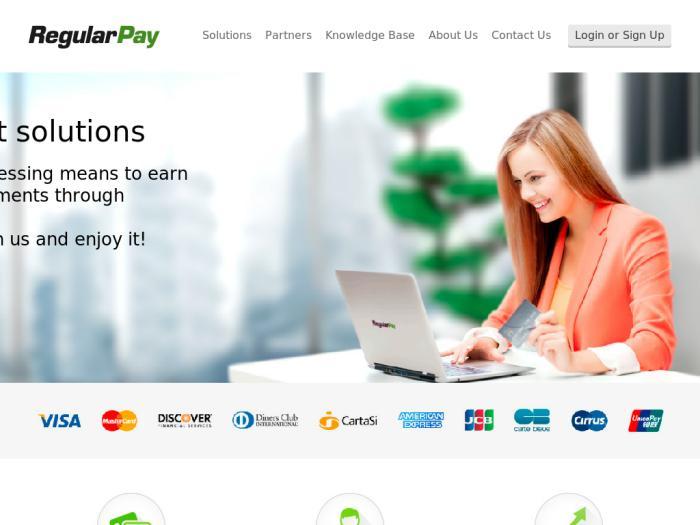 RegularPay: лучшее платежное решение