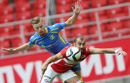Невзирая на травму Мовсисяна «Спартак» ожидает его появления на матче с «Кубанью»