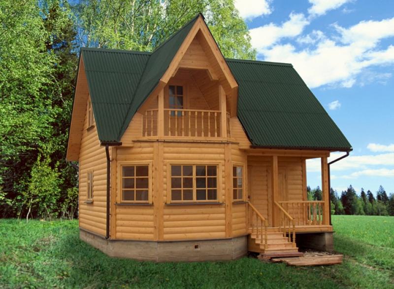 Построить дом своей мечты может каждый