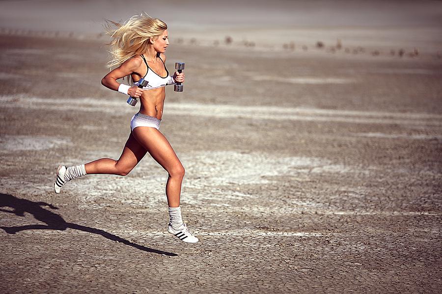 Спорт и специальная одежда просто неразлучны